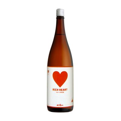 妙高山 特別純米酒 ひやおろし リッチハート (1.8L)