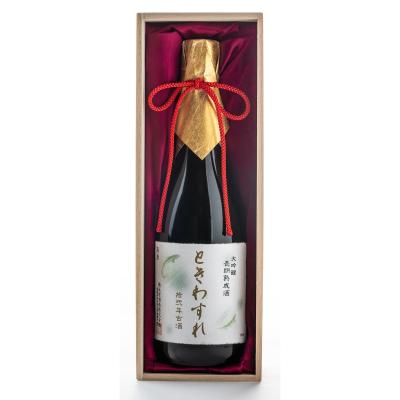 鮎正宗大吟醸 拾弐年長期熟成古酒「ときわすれ」720ml