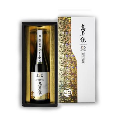 萬寿鏡 J30 純米大吟醸(720ml)