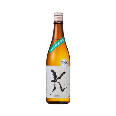 純米吟醸KENICHIRO「窪松原産越淡麗」(720ml)