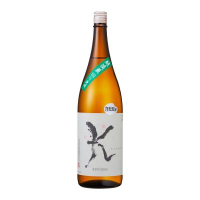 純米吟醸KENICHIRO「窪松原産越淡麗」(1.8L)