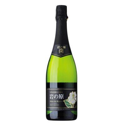 岩の原ワイン スパークリング 白(720ml)