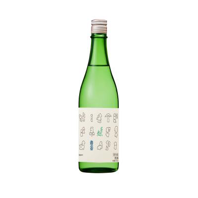 ニホンノ、オサケ千代鮎(720ml)