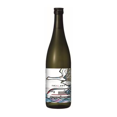 「ニホンノ、オサケ」越の白鳥×能鷹 (720ml)