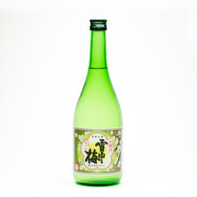 雪中梅 本醸造(720ml)