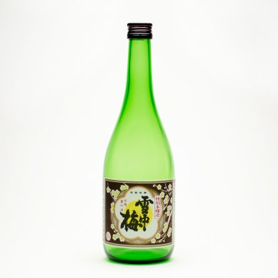 雪中梅 特別本醸造(限定品・720ml)