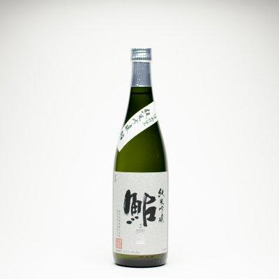 鮎正宗 純米吟醸銀ラベル(720ml)
