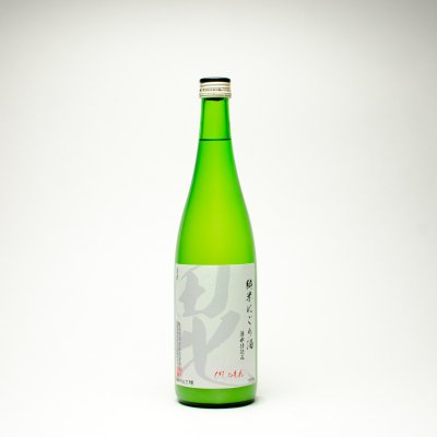 鮎正宗 毘沙門純米にごり酒(720ml)