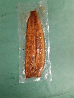 鰻 長焼き中国産 250g