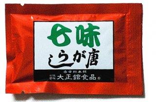 大正館食品 七味唐辛子 詰め替え用 12g(メール便対象商品)