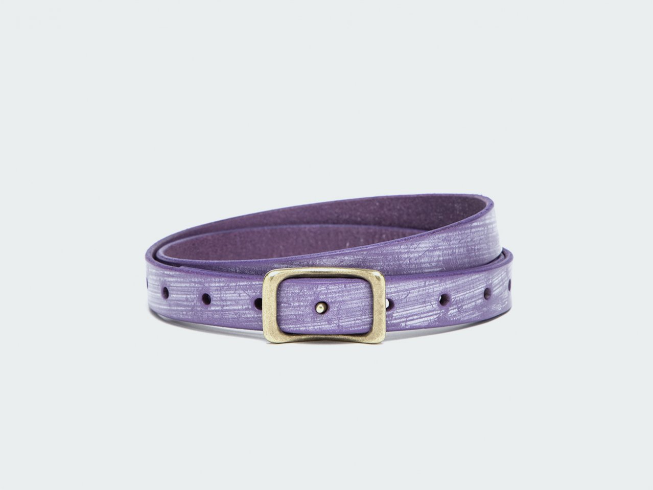 NARROW NAVEL (Bridle) 20 / PURPLE
