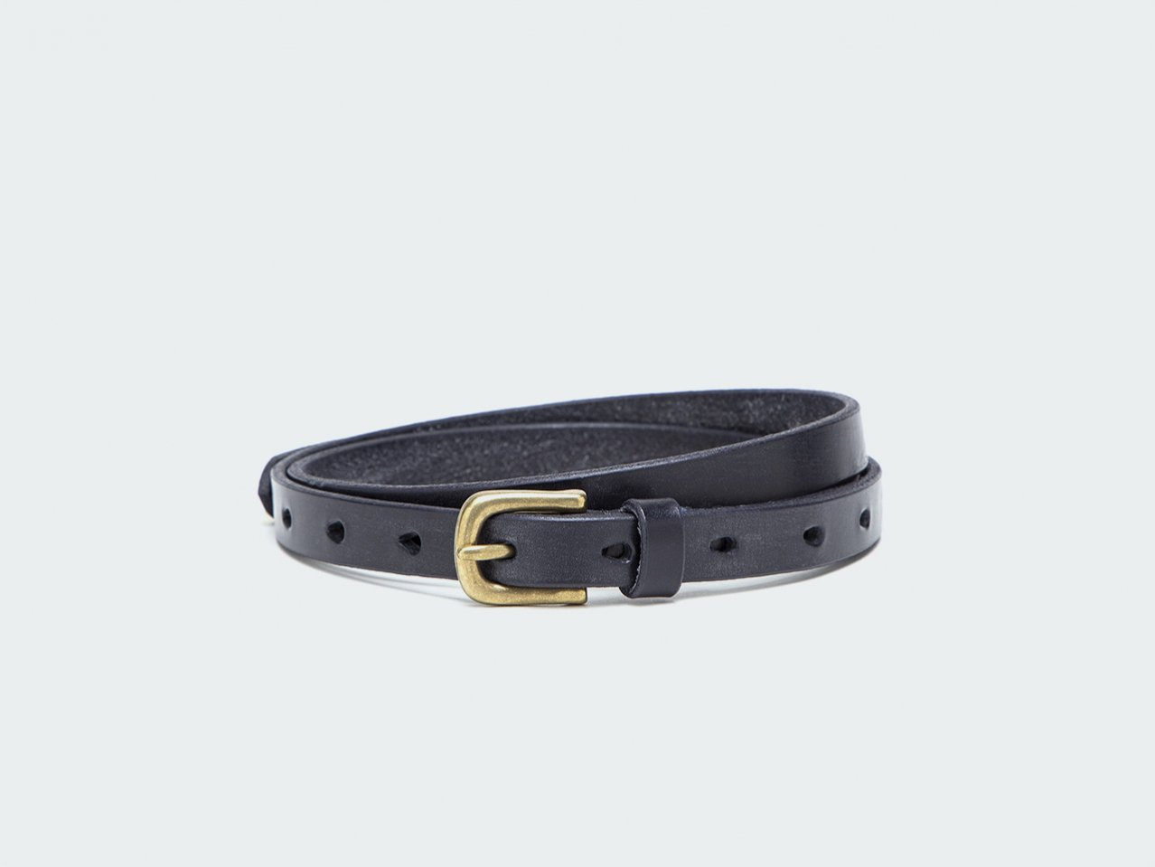 NARROW STANDARD (Bridle) 15 / NAVY