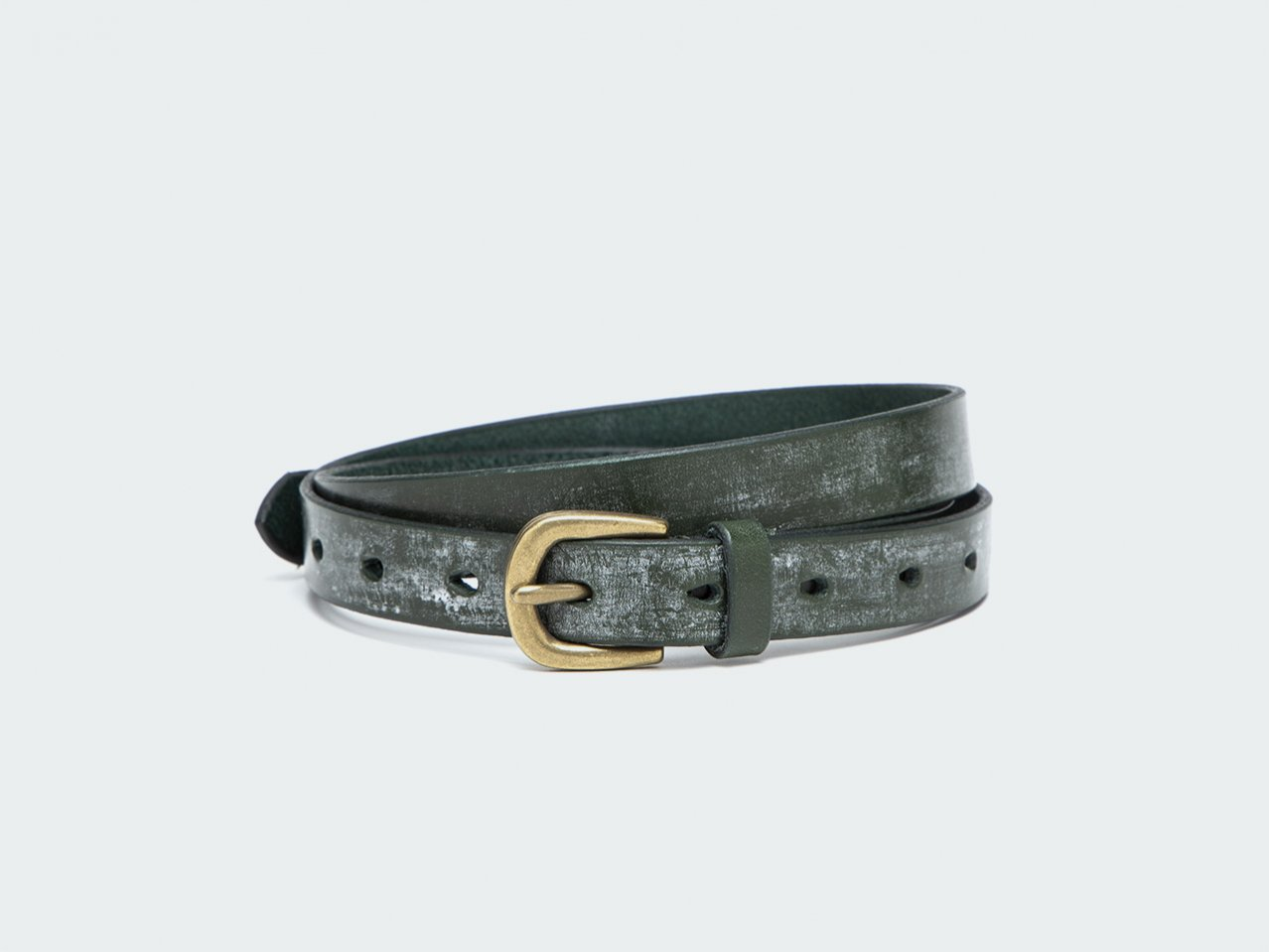 NARROW STANDARD (Bridle) 20 / GREEN