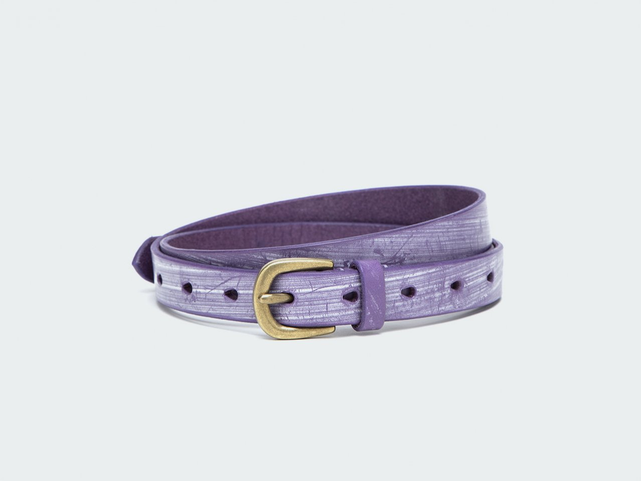 NARROW STANDARD (Bridle) 20 / PURPLE