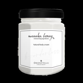 Natural body cream manuka honey [100g]