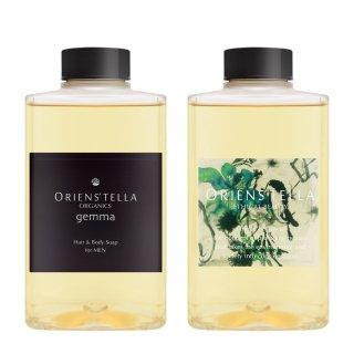 gemma ORGANICS Hair & Body Soap M [300ML]