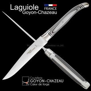 ゴヨン・シャゾー ラギオール ナイフ ペーパーストーン ブラック TG100BP