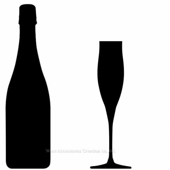 レーマン ミランダ カラーリリー シャンパーニュ グラス ギフトボックス1脚入り【正規品】 GM211KC