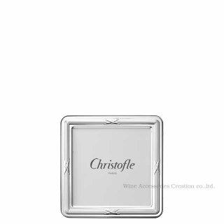 クリストフル フォトフレーム フィレ 10×15 はがきサイズ対応【正規品】 CHR630SV