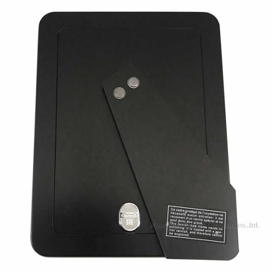 クリストフル フォトフレーム リュバン 10×15 ポストカードサイズ対応【正規品】 CHR770SV