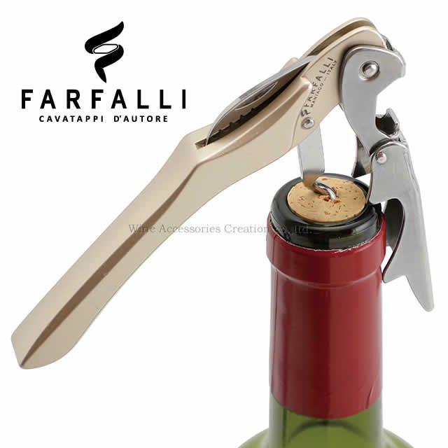 Farfalli XL ガリバー ソムリエナイフ アルミハンドル ブロンズ SC106BZ