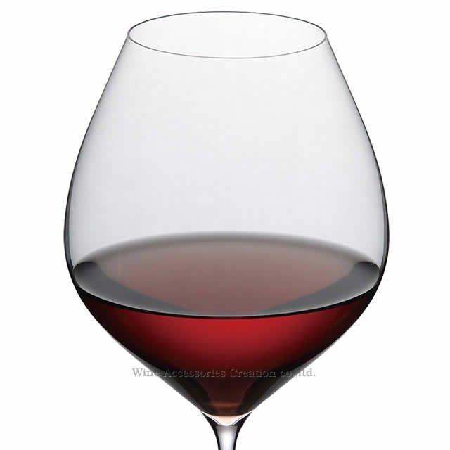 WINEX/STT バーガンディー ワイングラス 2脚セット【正規品】 GS101KCx2