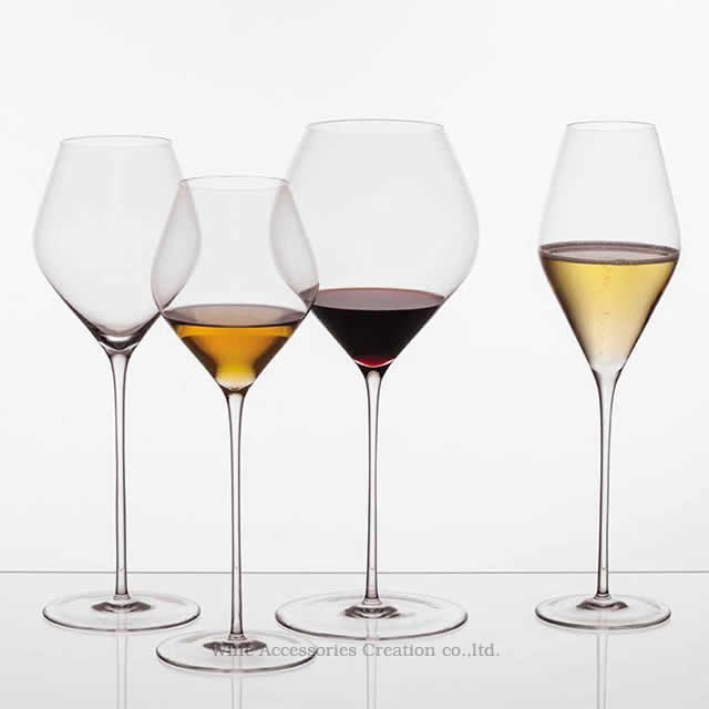 WINEX/HTT ソフィアレッドワイン グラス 2脚セット【正規品】 GH308KCx2