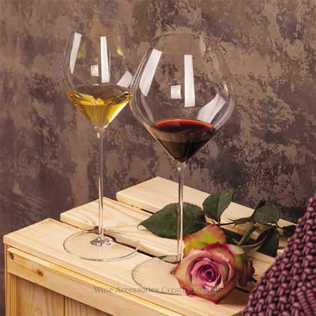 WINEX/HTT ソフィアレッドワイン グラス 6脚セット【正規品】 GH308KCx6