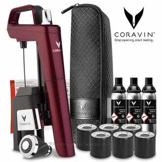 【NEW2021】CORAVIN コラヴァン Timeless タイムレス モデル6+ バーガンディーレッド 【メーカー保証+WAC保証=3年保証】 CRV1020