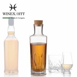 WINEX/HTT ウイスキーカラフェ【正規品】 GH900KC ※ラッピング不可商品