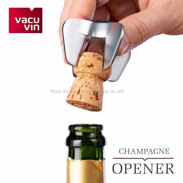 vacuvin バキュバン シャンパンオープナー MJ615SV