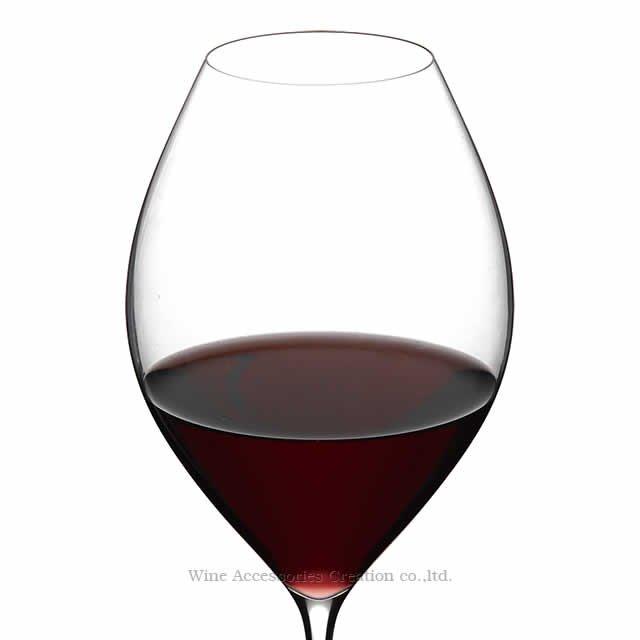 WINEX/HTT アデル レッド&ホワイトワイン グラス 2脚セット【正規品】 GH315-6KC