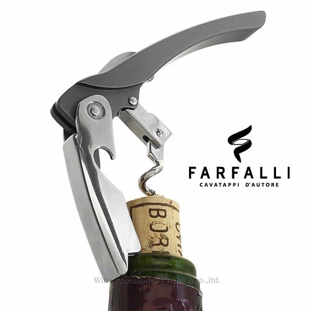Farfalli ダブルピボット ソムリエナイフ LINE ライン レッド SC108RE