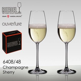 リーデル オヴァチュア ホワイトワイン 2脚セット【正規品】 6408/05-2_box
