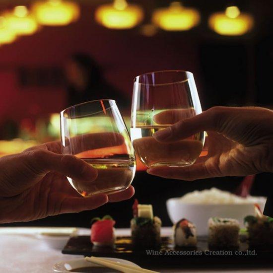 リーデル オー・トゥー・ゴー ホワイトワイン/大吟醸 1客【正規品】 2414/22