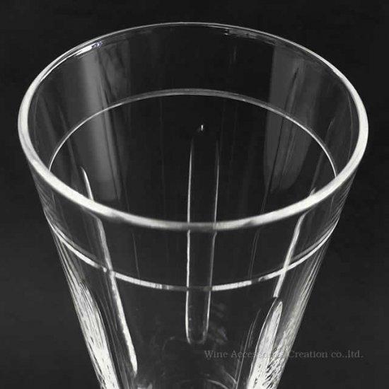 ロブマイヤー(LOBMEYR)ロータス シャンパングラス【reziクロスZG414BL付】【正規品】 GL23001