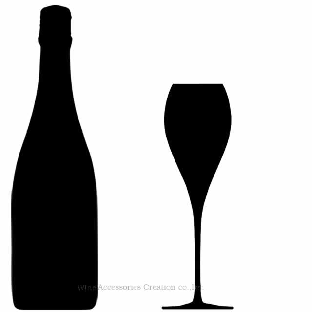 WINEX/HTT シャンパーニュ グラス 6脚セット【正規品】GH104KCx6
