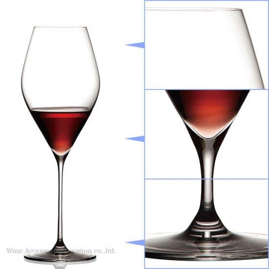 木村硝子店 ツル 19oz ワイン ワイングラス 6脚セット GT302KCx6