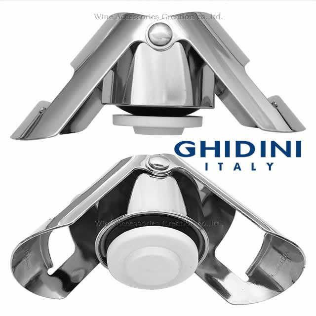 GHIDINI ギディニ シャンパンストッパー MF002IR