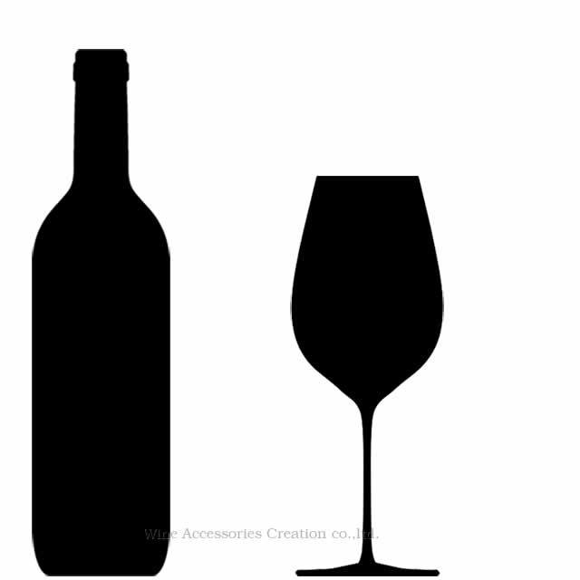 WINEX/HTT レッドワイン ワイングラス ペア2脚セット【正規品】 GH102KC-2
