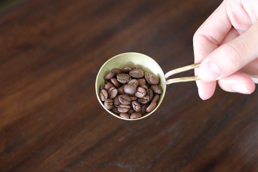 田中俊介 真鍮さじ コーヒーメジャー