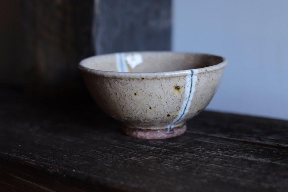 杉本太郎 飯碗(中線黄)