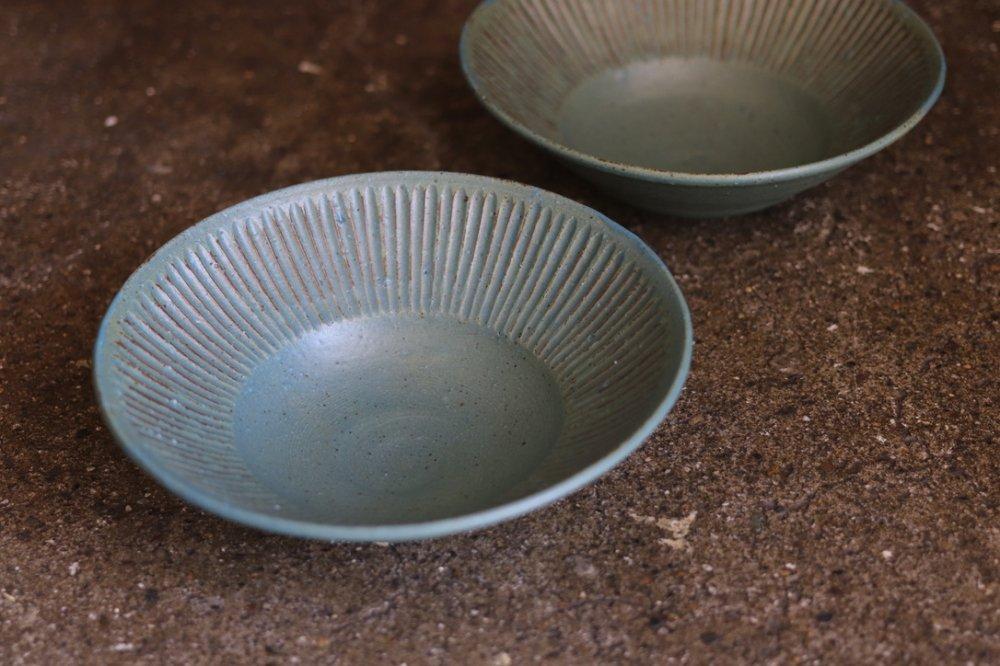 タナカマナブ しのぎ6寸鉢−1