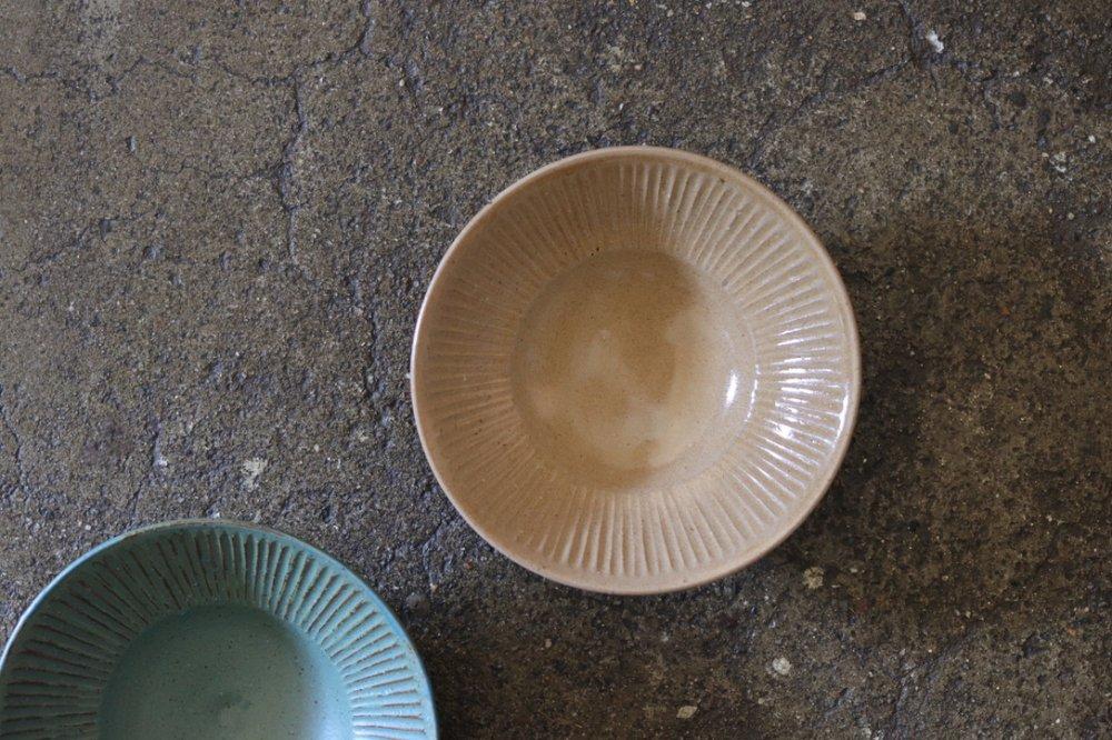 タナカマナブ しのぎ6寸鉢−2