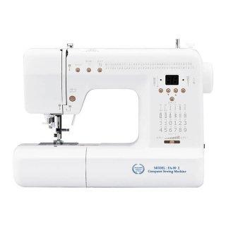 文字縫い コンパクトコンピュータミシン FA-99-ll