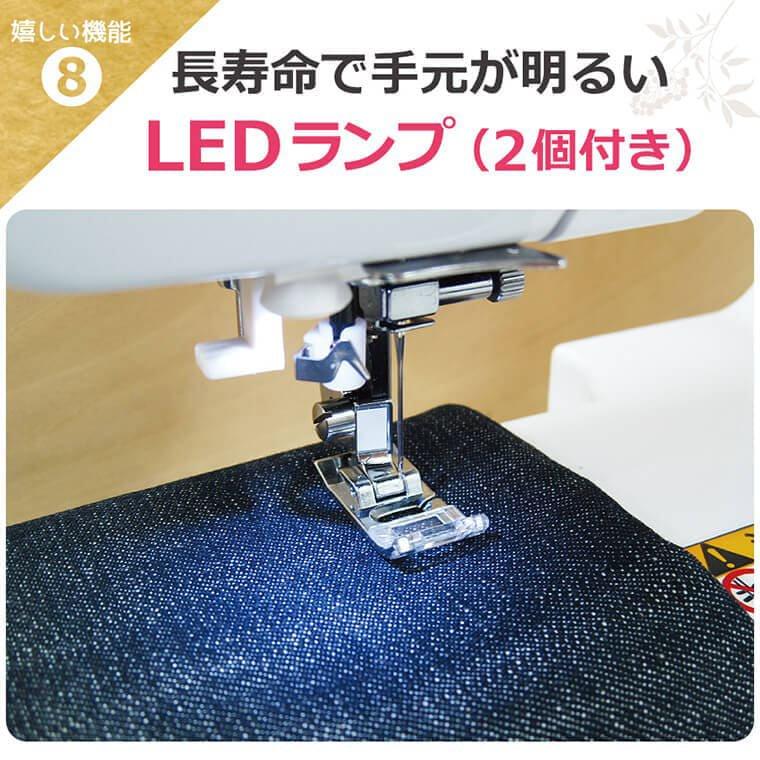 QT-2250_LEDランプ