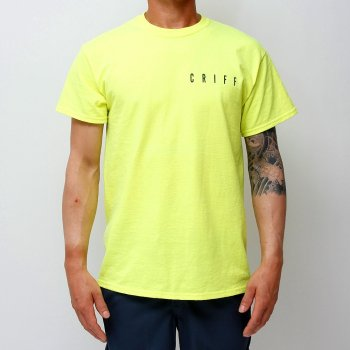 High-ACE Tee (イエロー)