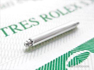 ロレックス純正 クラスプ専用 バネ棒 SWISS バックル 78350 オイスターブレス未使用の保管品 6263 6265 15200 15210 14000 14010 14000M