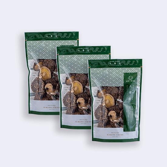 山の幸 上香信3袋セット(100g×3)