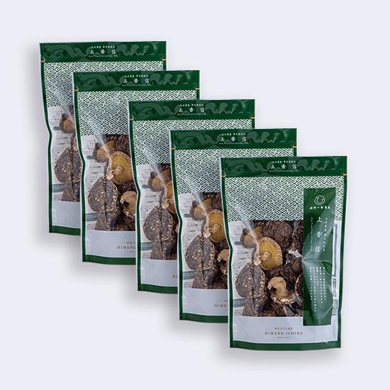 山の幸 上香信5袋セット(100g×5)